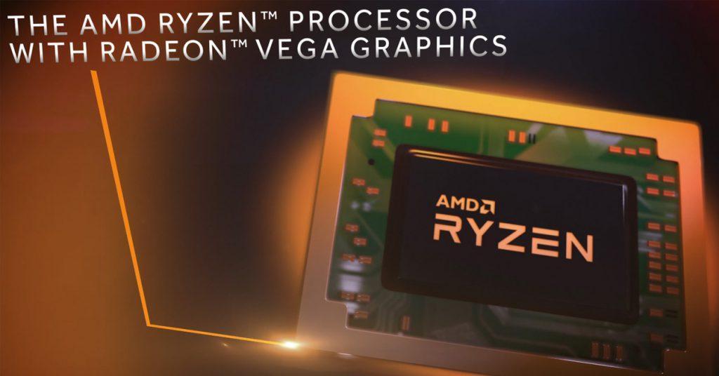 AMD Ryzen 3000U