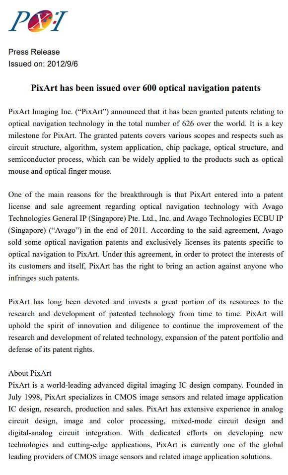 Acuerdo-Pixart-y-Avago-sensores