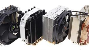 Los 6 mejores disipadores entre 40 y 70 euros para tu procesador