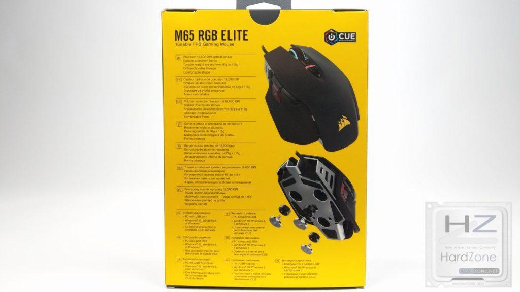Corsair M65 RGB Elite002