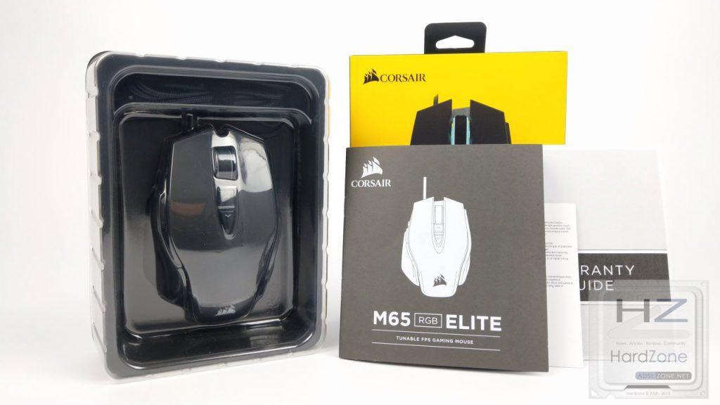 Corsair M65 RGB Elite003