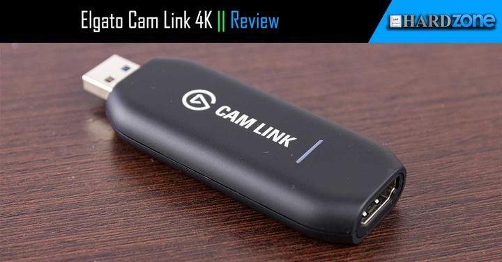 Elgato Cam Link 4K, review: análisis y prueba en profundidad