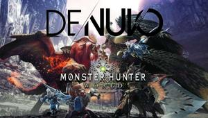Monster Hunter World crackeado: la scene quiere acabar con Denuvo