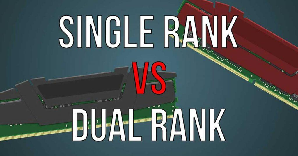 Single-Rank-vs-Dual-Rank