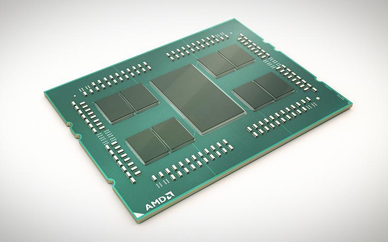 AMD Zen 2 EPYC