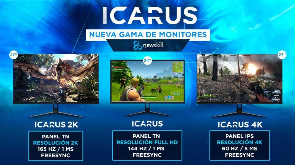 NewSkill icarus