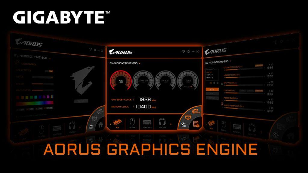 Gigabyte AORUS Engine