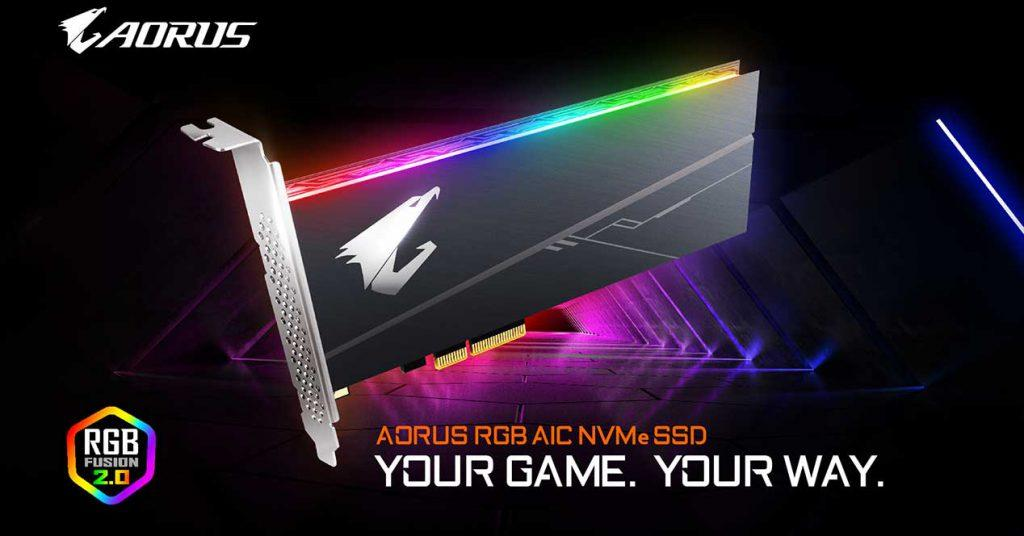 Gigabyte AIC_SSD