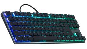 Cooler Master serie SK: nuevos teclados mecánicos con interruptores de perfil bajo