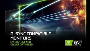 NVIDIA suspende al 95% de los monitores candidatos a G-SYNC Compatible