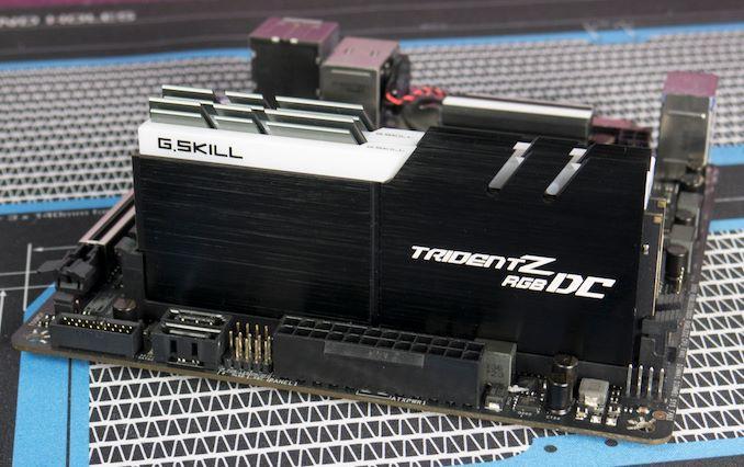 GSkill TridentZ DC RGB DDR4-3200 RAM_678x452