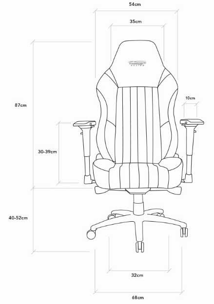 Gt Omega Racing Evo Xl Review Analisis De Esta Silla Gaming De