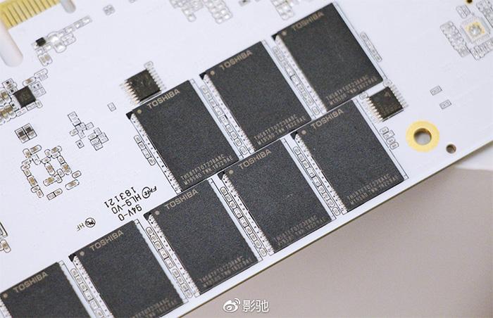 Galax HOF SSD PCIe 2