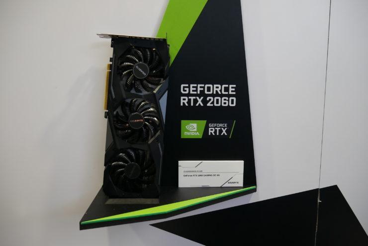 Gigabyte RTX 2060 Gaming OC