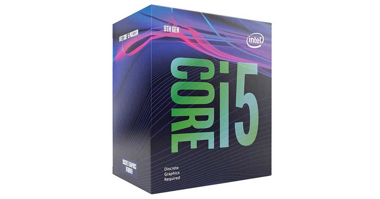 Intel Core i5-9400F vs i5-8400 vs i5-8500: primeros datos de rendimiento