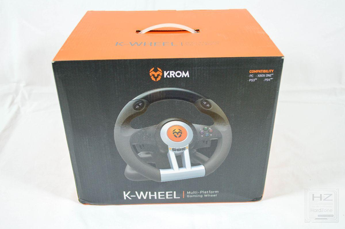 KROM K-Wheel - Review 1