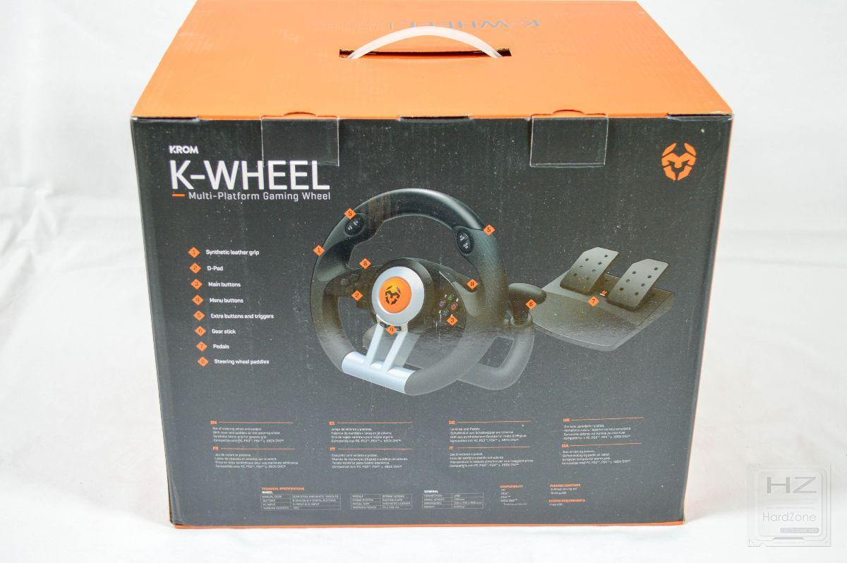 KROM K-Wheel - Review 3