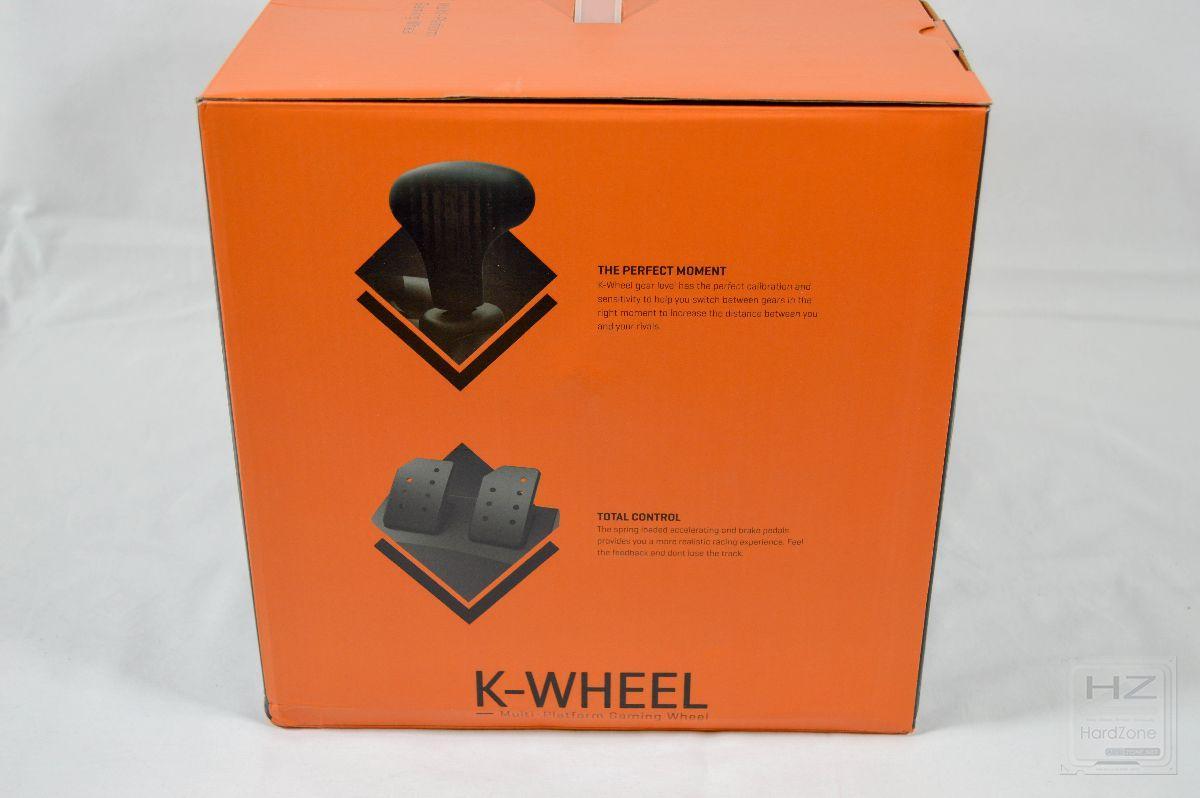 KROM K-Wheel - Review 5
