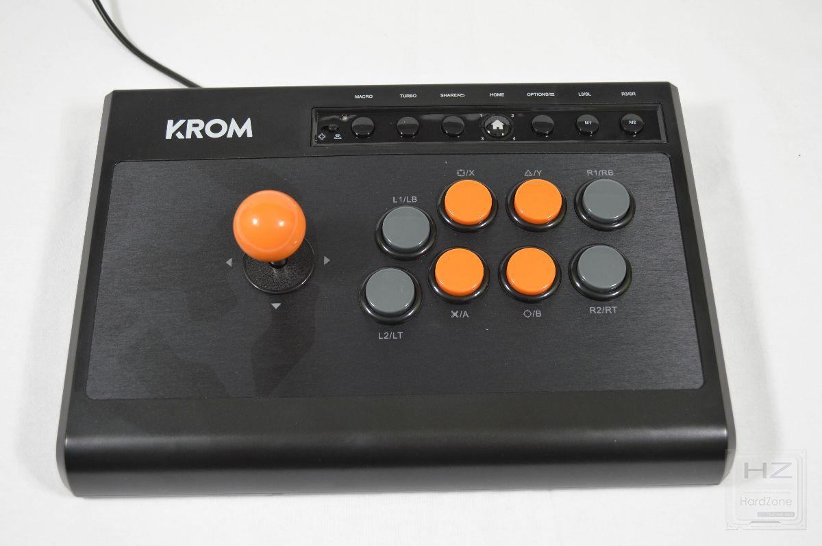 KROM Kumite - Review 9