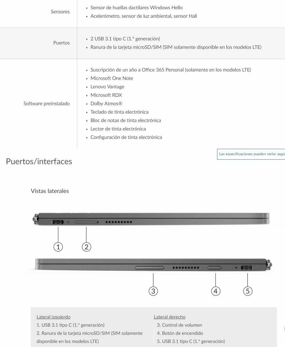 Lenovo Yoga Book C930, review: análisis de este convertible