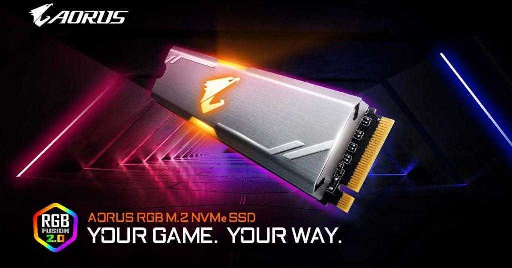 AORUS M2_SSD