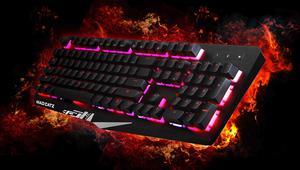 Mad Catz: nuevos teclados gaming S.T.R.I.K.E. mecánicos y de membrana