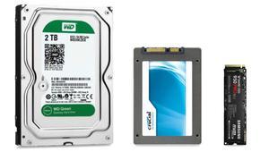 HDD vs SSHD vs SSD vs M.2 NVME: así varían los tiempos de carga de los juegos en cada uno
