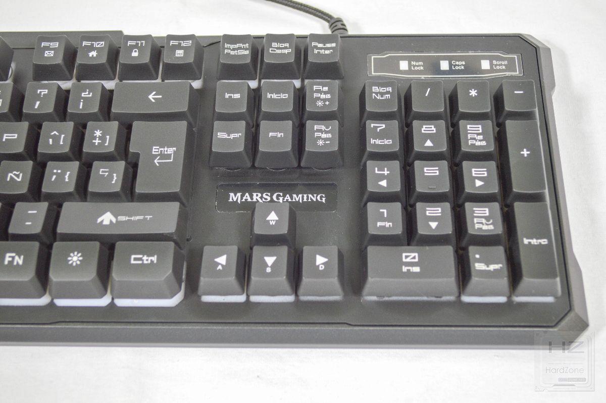 Mars Gaming MK218 - Review 13