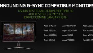 Cómo activar G-Sync (A-Sync) en cualquier monitor FreeSync con los nuevos drivers NVIDIA