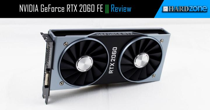 NVIDIA GeForce RTX 2060 Founders Edition, review: la reina