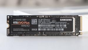Samsung 970 EVO Plus: nuevo SSD NVMe de hasta 2 TB, NAND de 96 capas y 3.300 MB/s