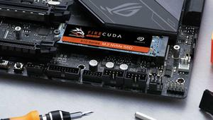 Seagate en CES 2019: nuevo SSD NVMe Gaming y otro diseñado para NAS