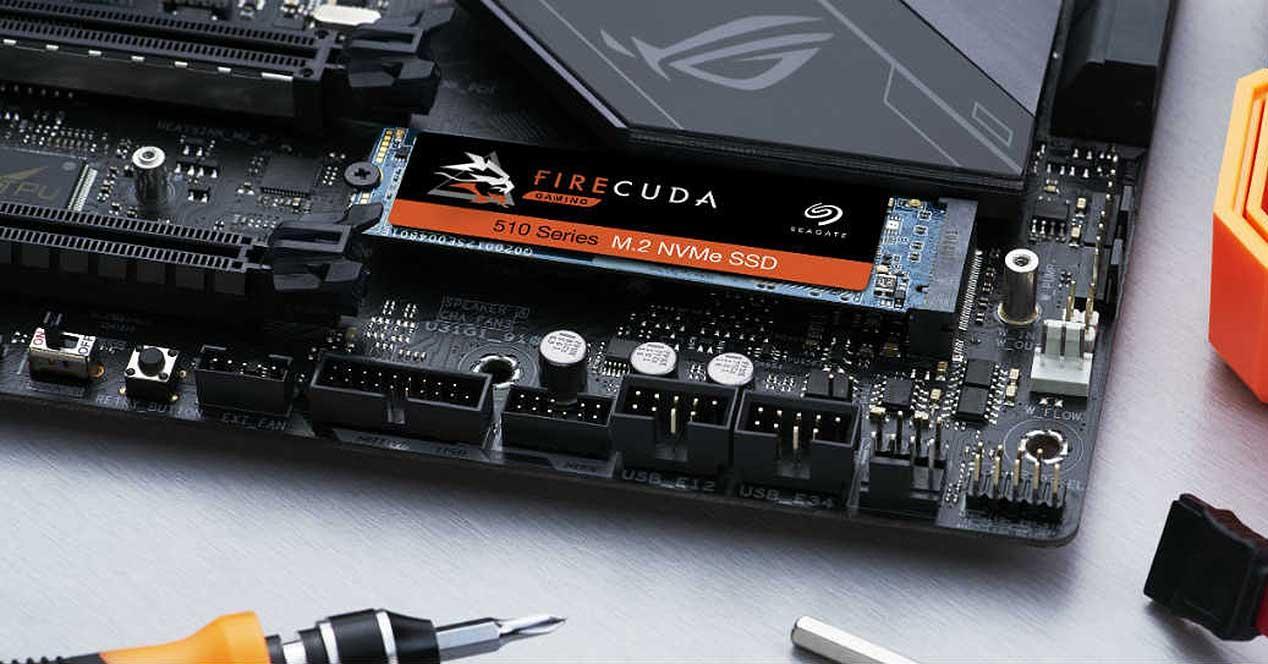 Ver noticia 'Seagate en CES 2019: nuevo SSD NVMe Gaming y otro diseñado para NAS'
