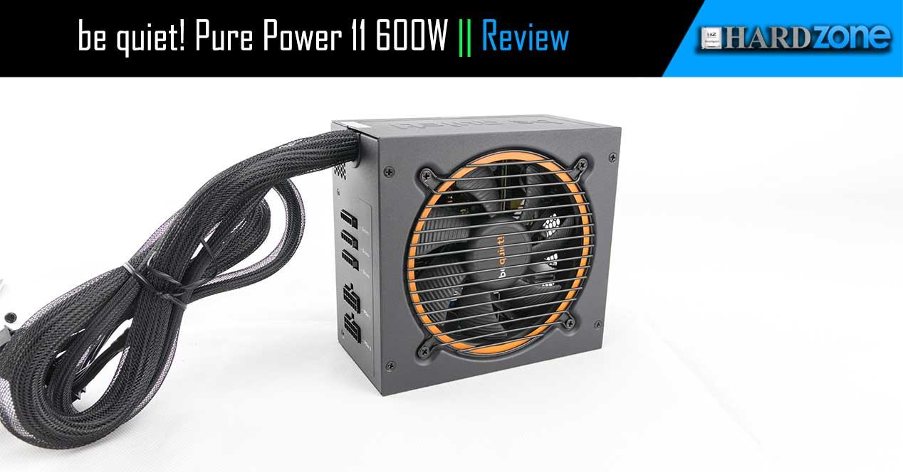 be quiet! Pure Power 11 600W review