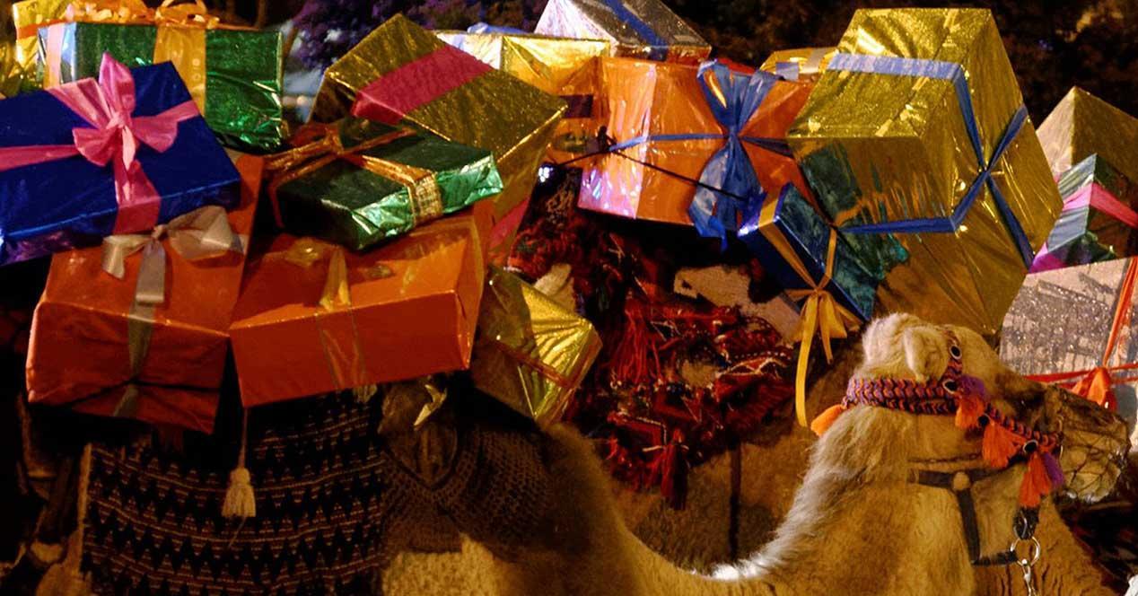 regalos reyes amazon