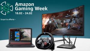 Sigue la Amazon Gaming Week 2019: aprovecha estas grandes ofertas en monitores, auriculares, teclados y sillas gaming