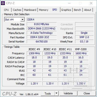DDR4 XPG GAMMIX D30 2x8GB 3200 MHz - Review Pruebas 11