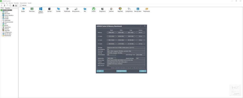 DDR4 XPG GAMMIX D30 2x8GB 3200 MHz - Review Pruebas OC 1