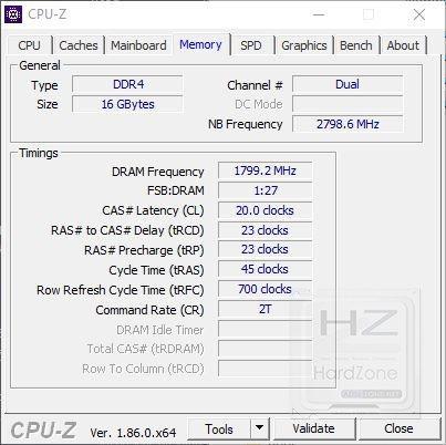 DDR4 XPG GAMMIX D30 2x8GB 3200 MHz - Review Pruebas OC 2