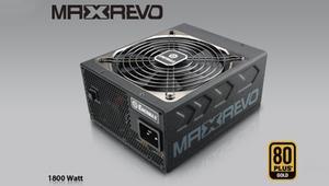 Enermax MAXREVO 1800W: la fuente más potente del mercado que acepta hasta 12 gráficas