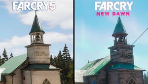 Far Cry 5 vs Far Cry New Dawn: ¿realmente ha mejorado los gráficos la secuela de Ubisoft?