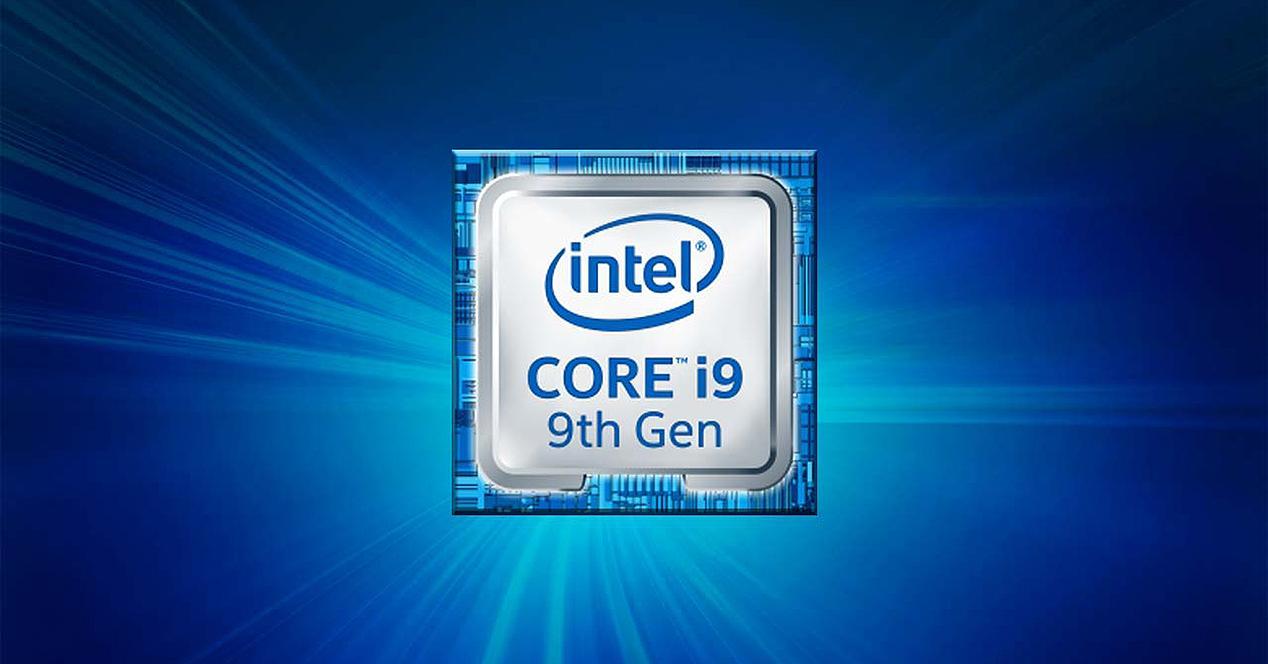 Intel 9 gen