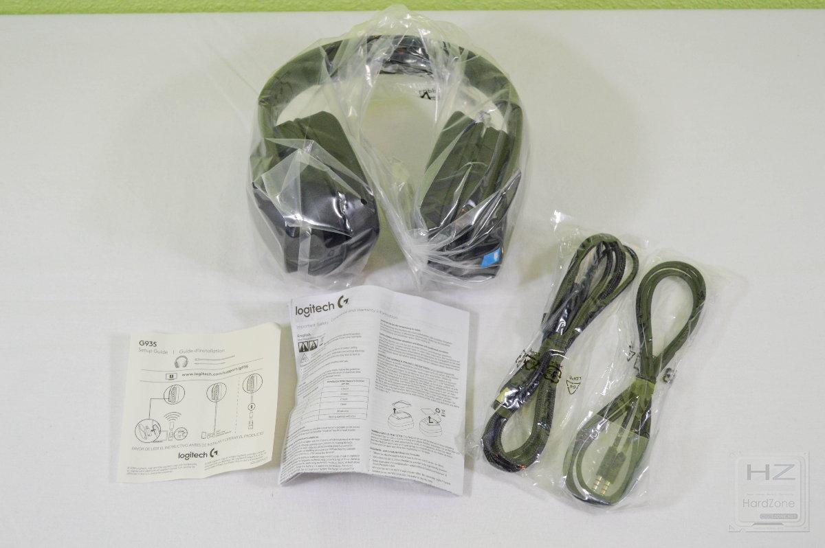 Logitech G935 - Review 6