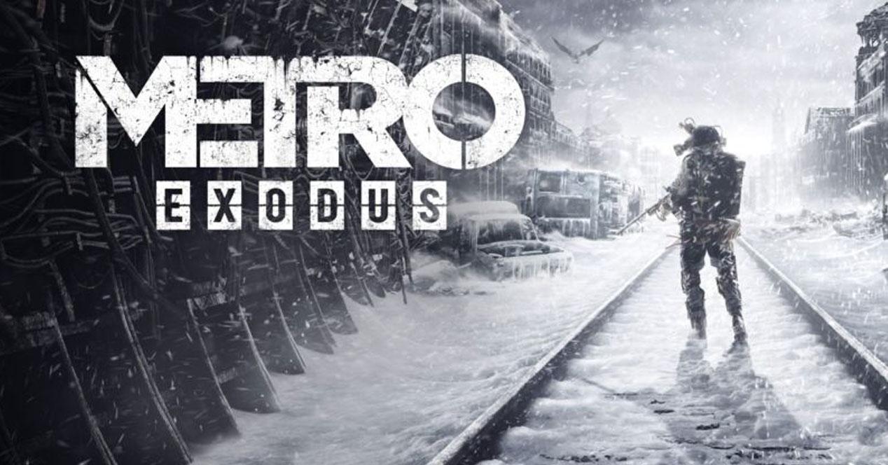 Ver noticia 'Metro Exodus: comparativa de rendimiento con gráficas de AMD y NVIDIA'