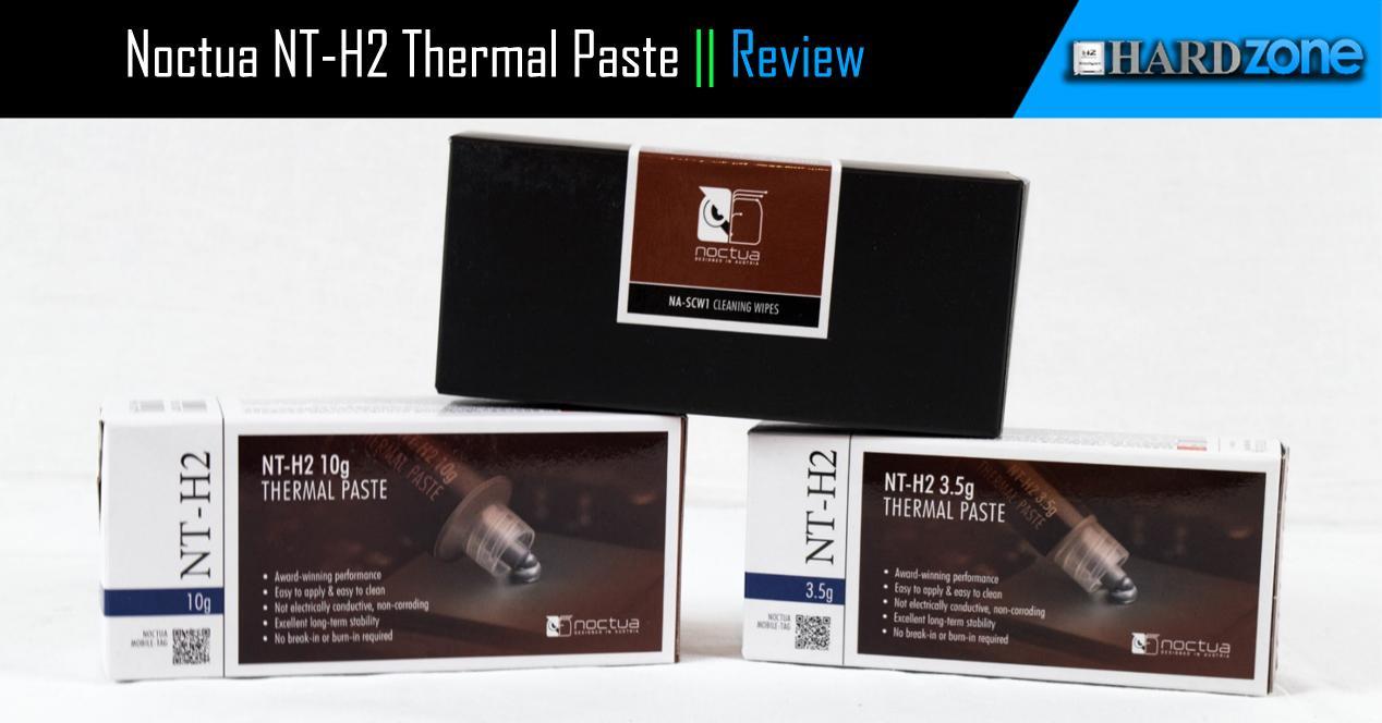Ver noticia 'Noctua NT-H2 y toallitas NA-CW1, review: una de las mejores pastas térmicas del mercado, ahora en nuevo formato'