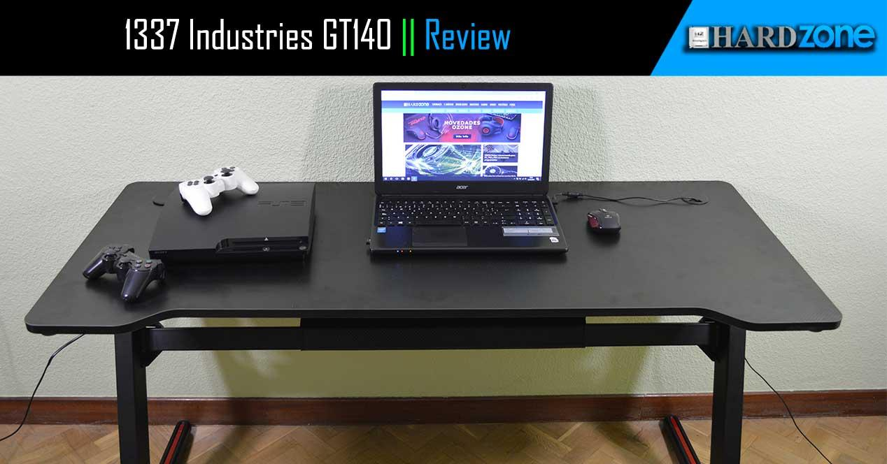 Review 1337 Industries GT140