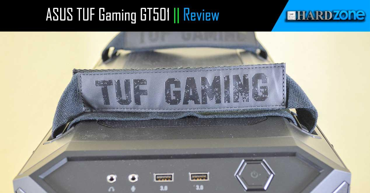 Review ASUS TUF Gaming GT501