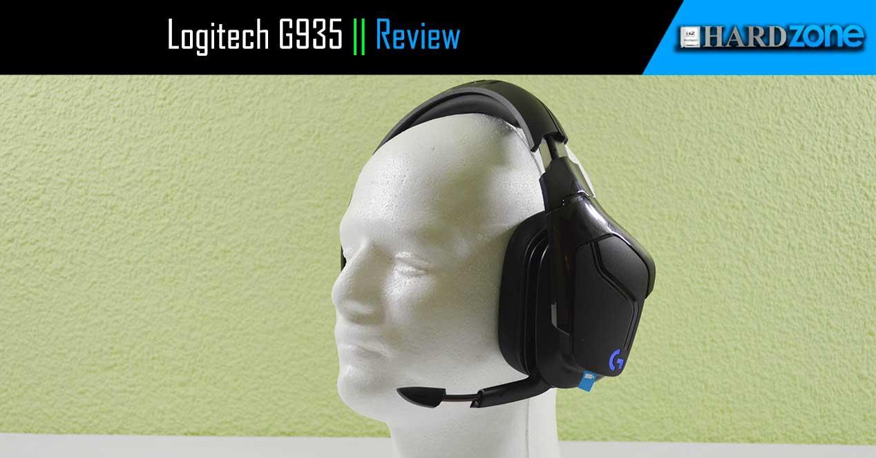 Review Logitech G935
