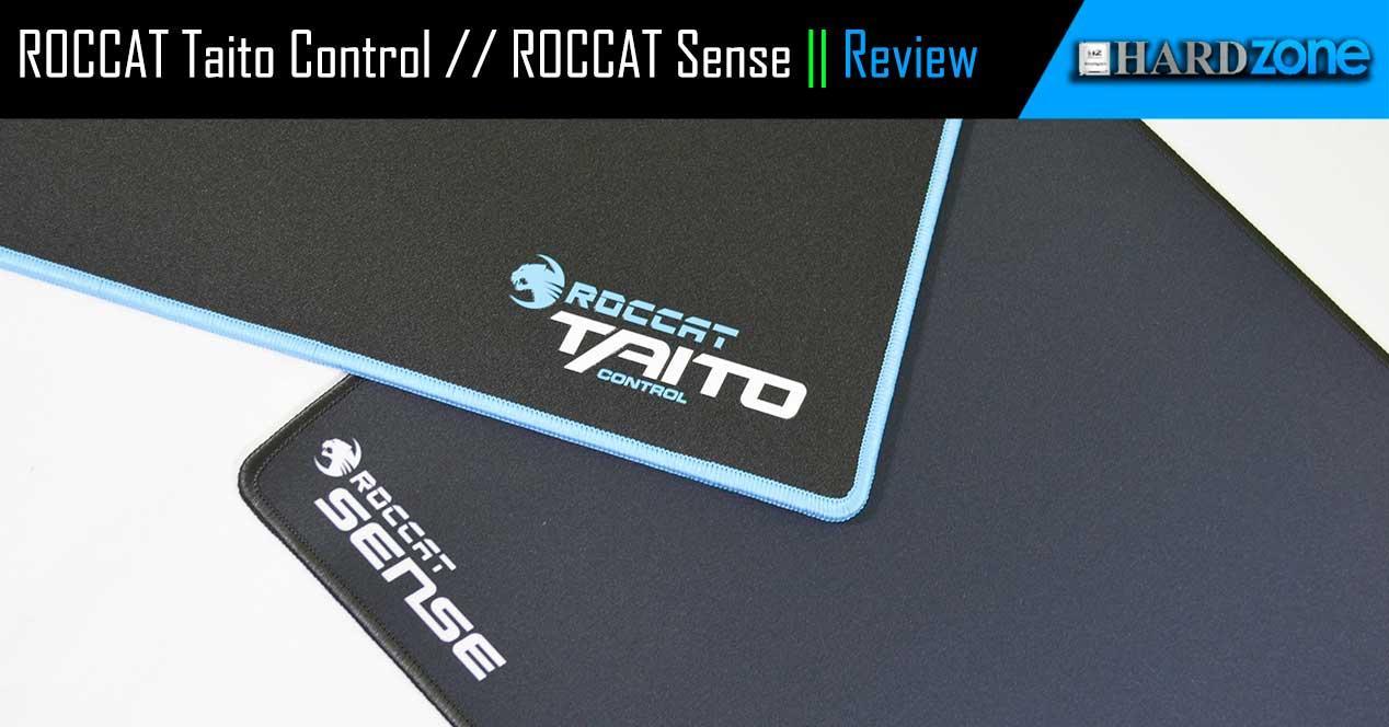 Review ROCCAT Taito Control y Sense