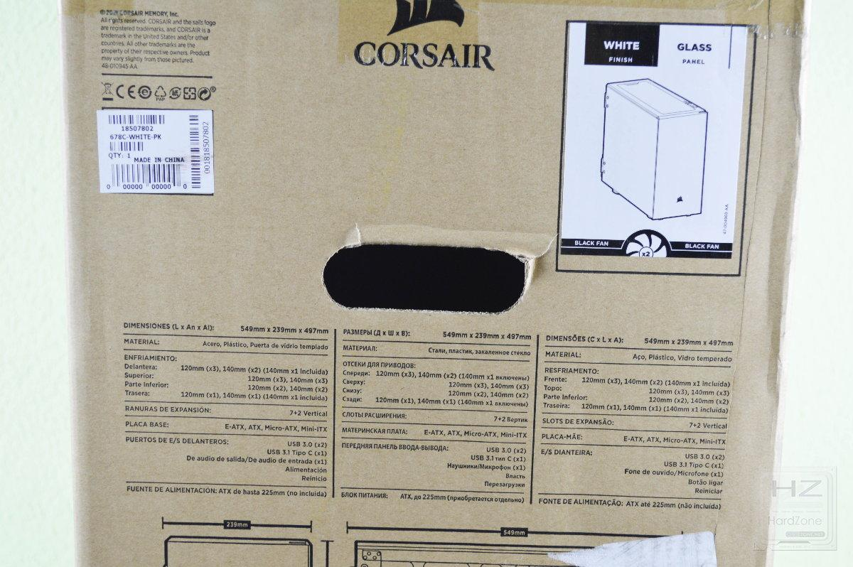 Corsair Carbide Series 678C - Review 2